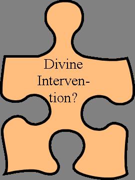 Divine intervention definition