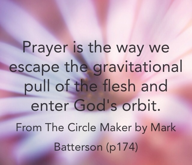 Quote Maker: Quote On Prayer From The Circle Maker