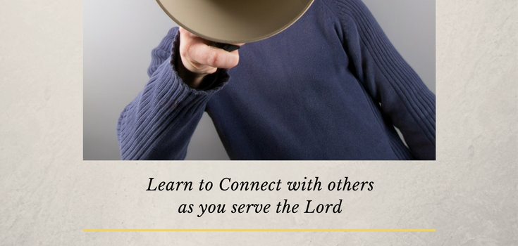 5 Tips for Connecting in Evangelism Not just communicating