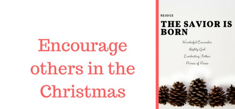 3 Printable Christmas Cards with Christian Message